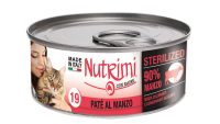 nutrimi cat 85g manzo sterilized