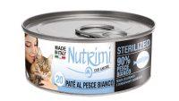 nutrimi cat 85g pesce bianco sterilized