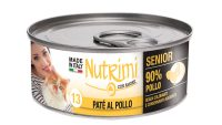 nutrimi cat 85g pollo senior