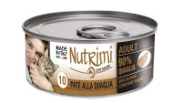 nutrimi cat 85g quaglia adult