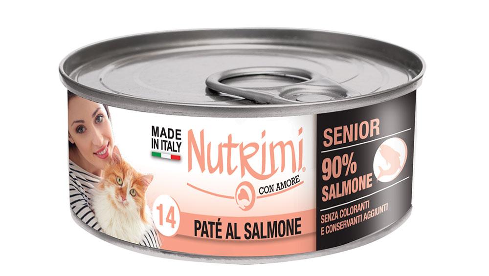 nutrimi cat 85g salmone