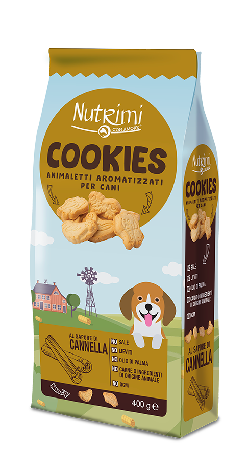Cookies al sapore di CANNELLA