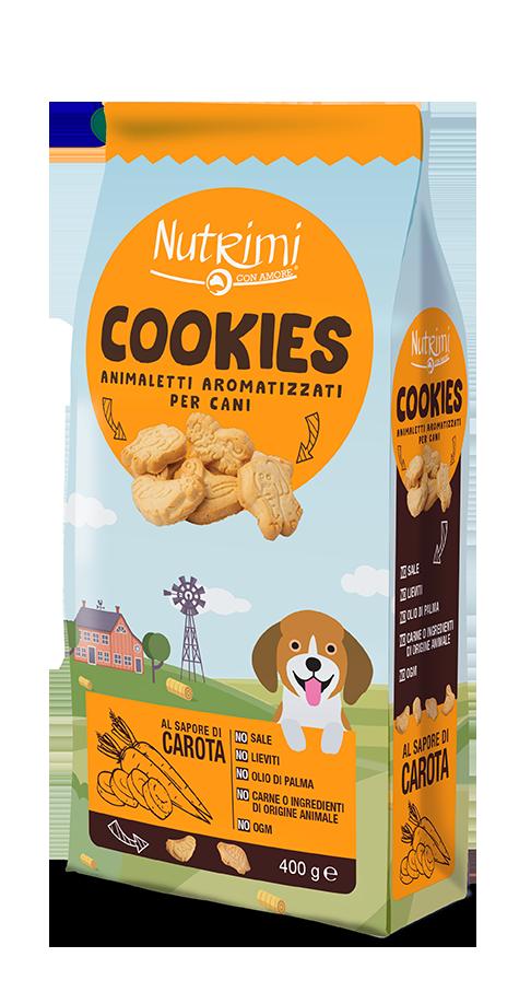Cookies al sapore di CAROTA