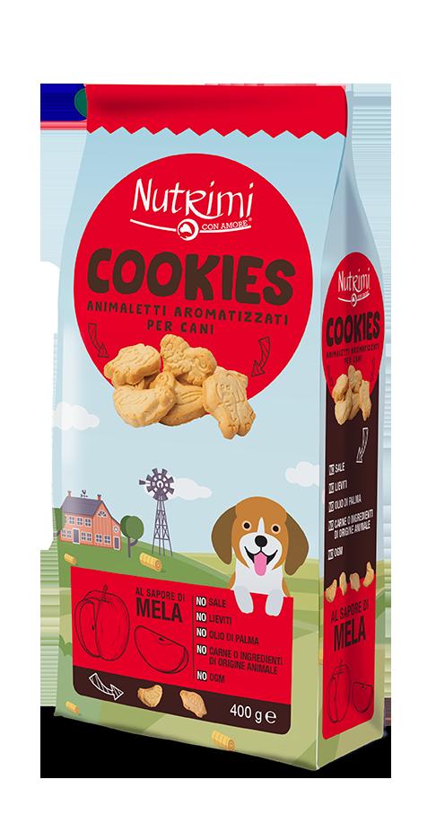 Cookies al sapore di MELA