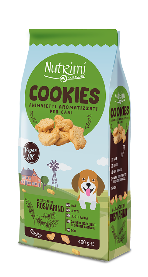 Cookies al sapore di ROSMARINO