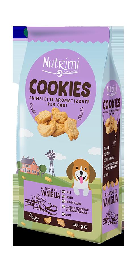 Cookies al sapore di VANIGLIA